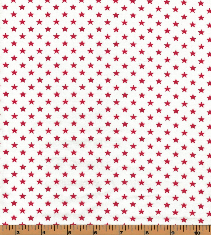 Red stars galaxy fabrics high quality designer for Galaxy fabric canada