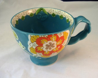 Vintage Coffee Cup or Soup Bowl