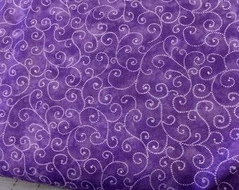 Moda 9908 19 Purple marble swirls