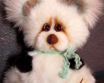 OOAK Teddy bear Hugo