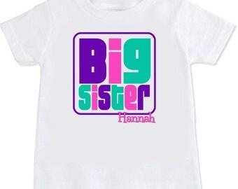 Big Lil Sister S9 Tshirt Shirt