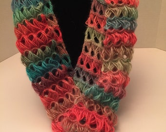 Infinity Broomstick Scarf