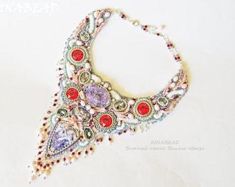 "necklace ""Venetian dawn"""