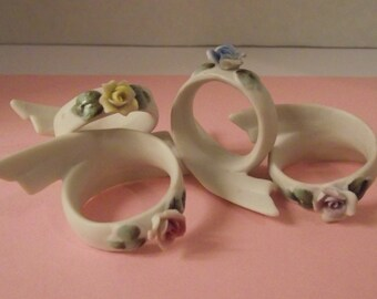Japanese Napkin Rings