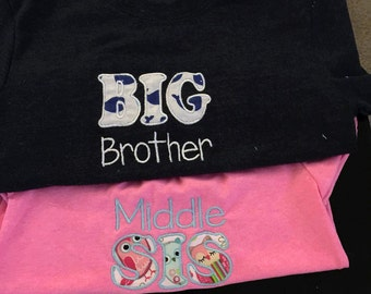 Brother Sister T-Shirt
