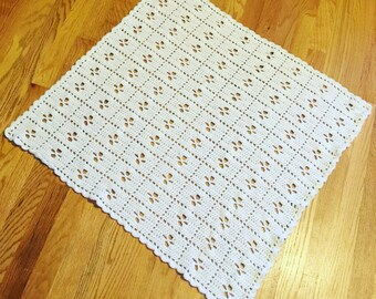 Call the Midwife Inspired Baby Blanket
