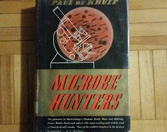 Microbe Hunters 1953