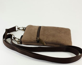 Small Crossbody Bag for iPhone 6 / 6s , iPhone 6 plus, cell phone small travel case,sling bag