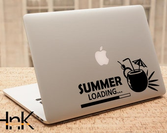 MacBook decal loading summer trend pro retina air design for laptop hnkmd173