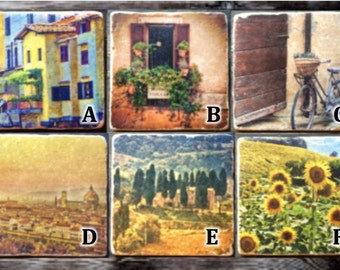 Italy Tile (Choose One)