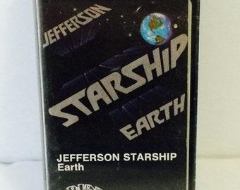 Jefferson Starship-Earth Cassette Tape