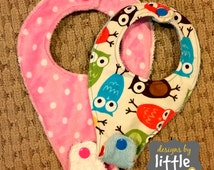 DIGITAL ITEM bib for pacifier dummy binky ITH in the hoop embroidery pes dst exp +more only 8x12 & 6x10 Instant Download!