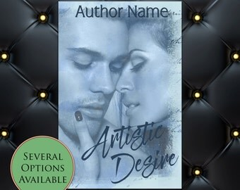 Artistic Desire Pre-Made eBook Cover * Kindle * Ereader Cover