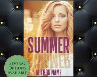 Summer Pre-Made eBook Cover * Kindle * Ereader Cover