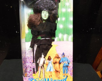 Wizard of Oz Wicked Witch Vintage Unique