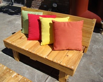 pallet furniture etsy. winston woodworks handmade pallet bench garden furniture reclaimed recycled timber wood etsy l