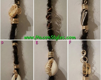 Mahogany Loc Jewelry Collection