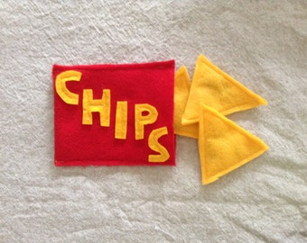 Bag of Chips Catnip Toys- Set of 3