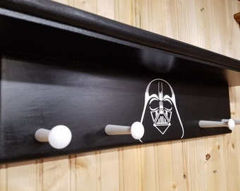 Darth Vader Star wars shelf