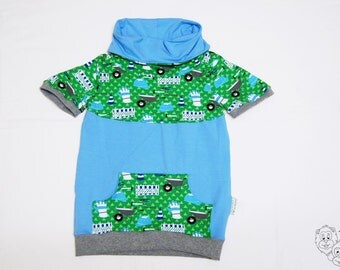 T-Shirt with pocket - 6-7 years