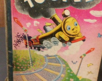 Tootle Little Golden Book 1945 Edition