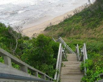 Path to the Beach, Block Island