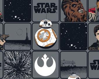 "Valance / Curtain Panel ""Star Wars"""