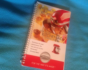 kitchenaid stand mixer instructions and recipes