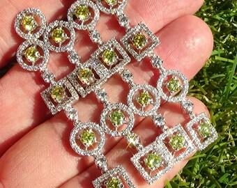 Chandelier earrings, chandelier earrings gold, diamond dangle earrings, diamond earrings, dangle earrings, yellow diamond earrings, Jewellry