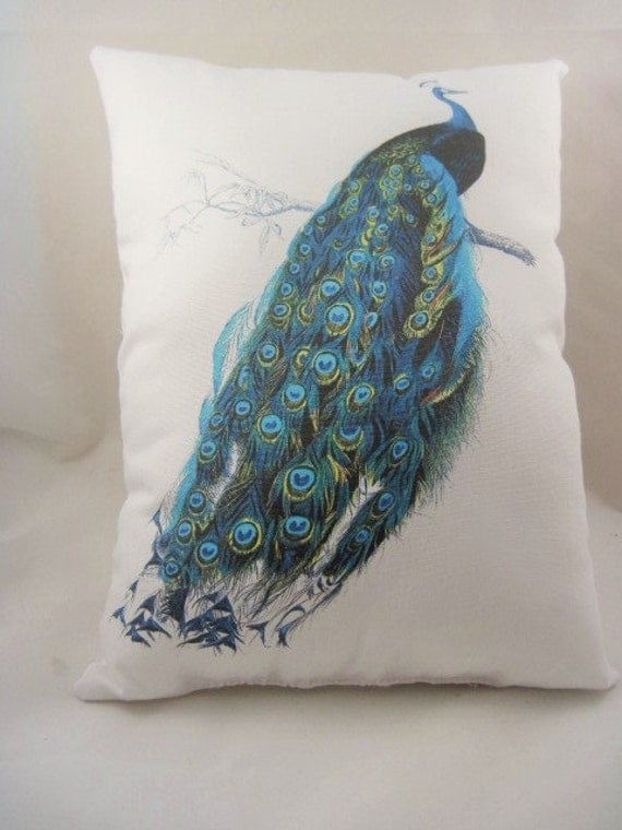 peacock decor pillowpeacock pillowpeacock throw