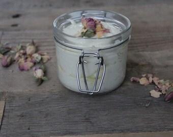 Organic Rose | Lavender | Geranium Body Butter