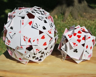 card sphere magic party decoration casino party decoration magic party casino party - Casino Party Decorations