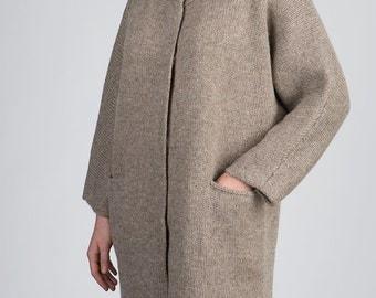 Women's Wool sweater Wool Sweater Long Sweater Wool
