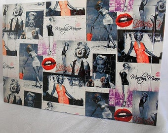 Marily Monroe jigsaw puzzle,film puzzle,artist puzzle,cinema artist,ijgsaw puzzle,art jigsaw puzzle,Marilyn Monroe,vintage art,vintage 1960