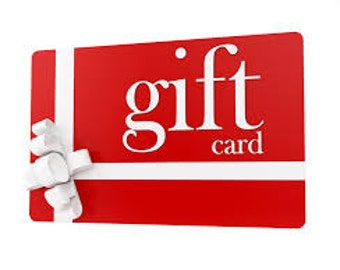 25 for 20 Gift Certificate!