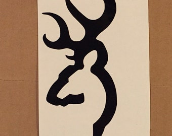 Browning Buck Decal, Browning Buck, Browning Decal