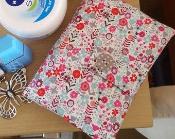 Handmade E-Book Fabric Cover
