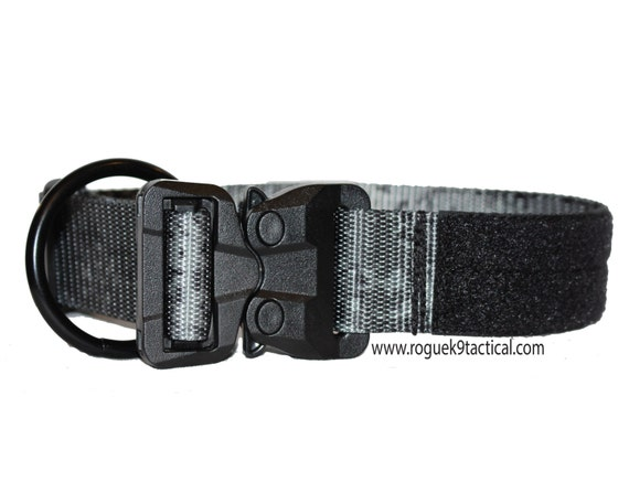 Tactical Dog Collar Cobra Buckle
