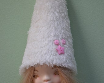 Pixie Pink Hat - size PKF and Enyo