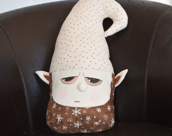 Frank The Cuddle Elf Pillow Toy
