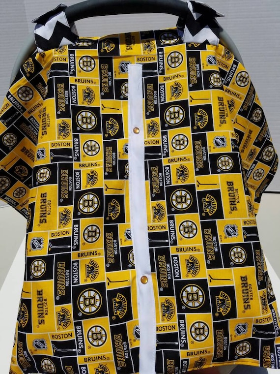 Boston Bruins Baby Car Seat Covers
