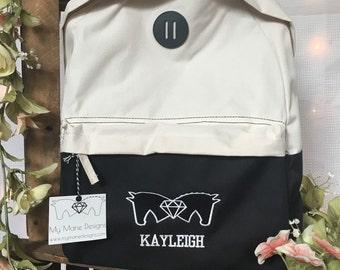 Logo Backpacks