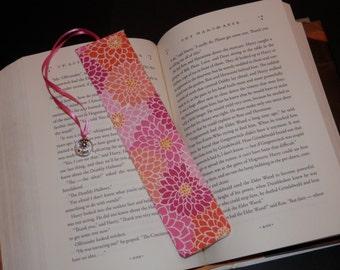 Personalized Bookmark-handmade cloth