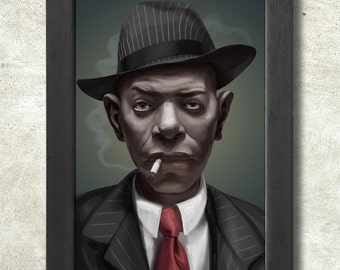 Robert Johnson Poster Print A3+ 13 x 19 in - 33 x 48 cm Buy 2 Get 1 Free
