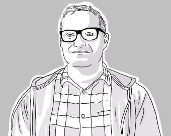 Line Drawing Portrait