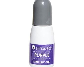 Silhouette Mint Ink - Purple