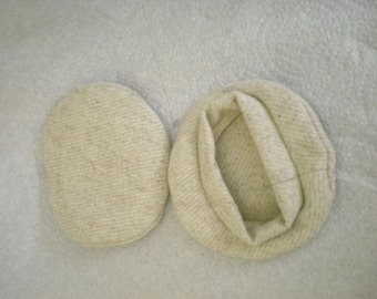 "Wool tam for Bluette or other 10.5"" dolls"
