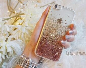 Rose Gold iphone case iphone 7 case iphone 7 plus case iphone 6 case iphone 6s case iphone 6s plus case iphone 6 plus case iphone 5/5s/se