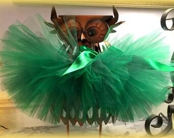 Green Tutu, St. Patrick's Day Tutu, Baby Tutu, Infant Tutu, Newborn Tutu, Saint Patrick's Day Tutu, Toddler Tutu, St Patricks Day Tutu, Tutu