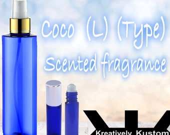 Coco PerfumeType, Roll on Perfume, Body Spray Fragrance, Perfume, Perfume Oil, Fragrance Oil, Scents